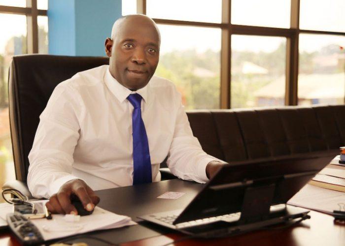Francis Aryatuzoora Karuhanga - Founder Armpass Technical Services